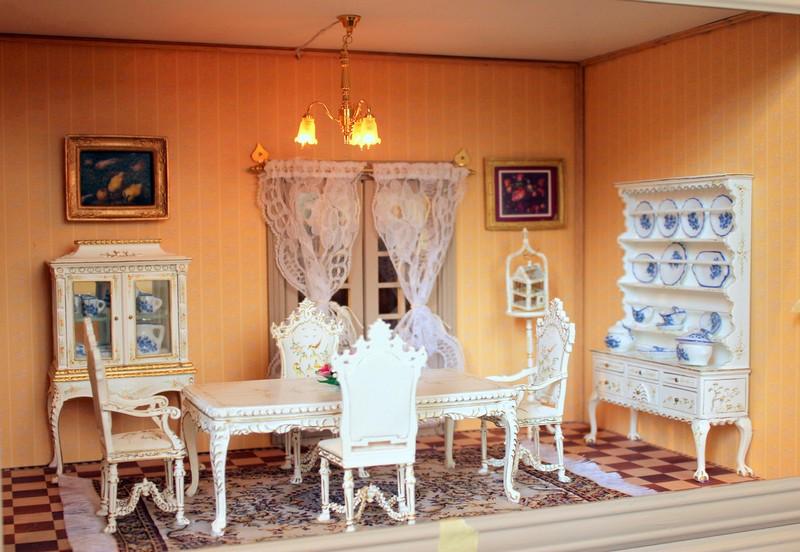 Mobili Per Casa Delle Bambole : Camere complete la casa delle bambole